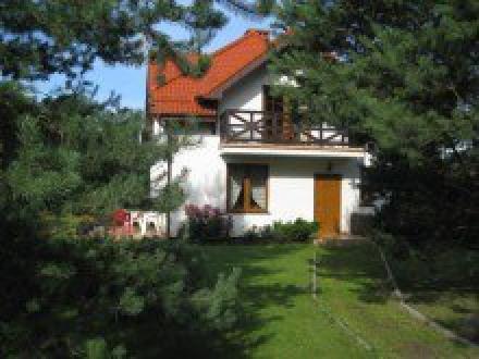 Dom Na Borowikowej w Sasinie