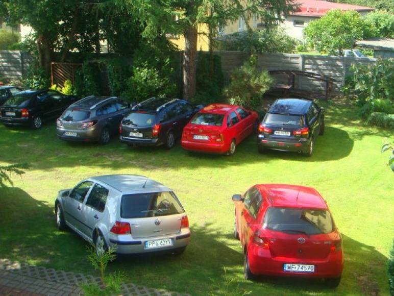 wygodne parkowanie