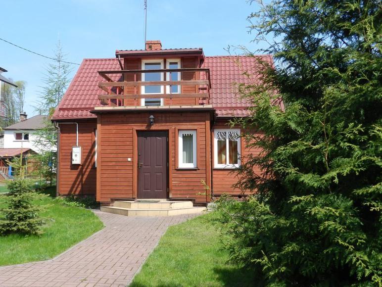Domek w Augustowie dostępny od 19 sierpnia
