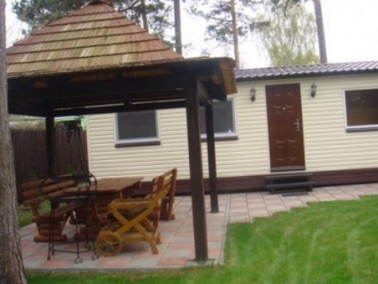 Domki letniskowe nad jeziorem Białym -Augustów