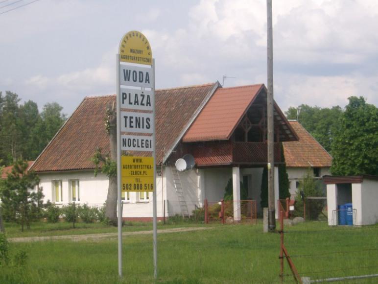 Domki - Mazury od 100 zł