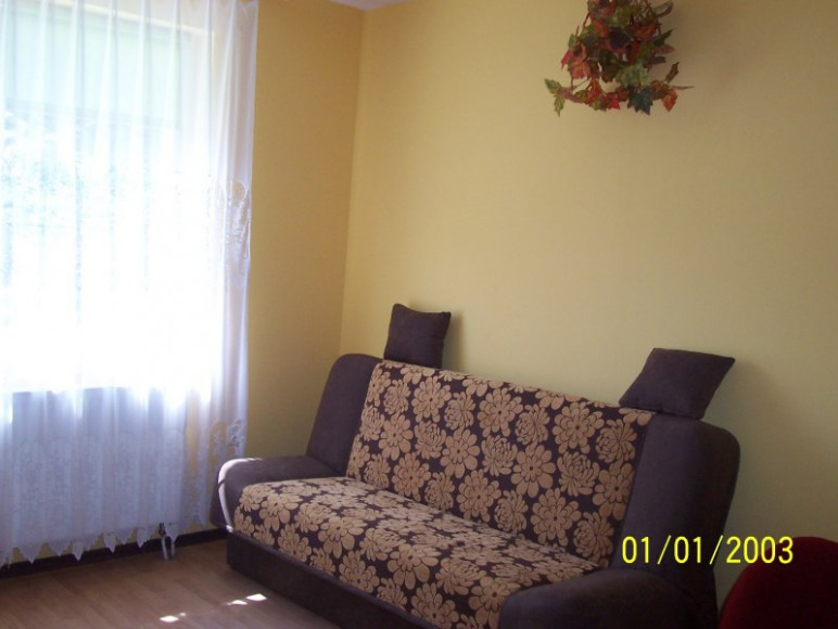 pokój sypialnia