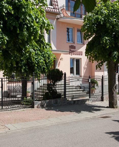 Villa Cynamon w Międzyzdrojach
