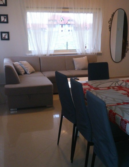 Salon/ dom B w Rybicalu