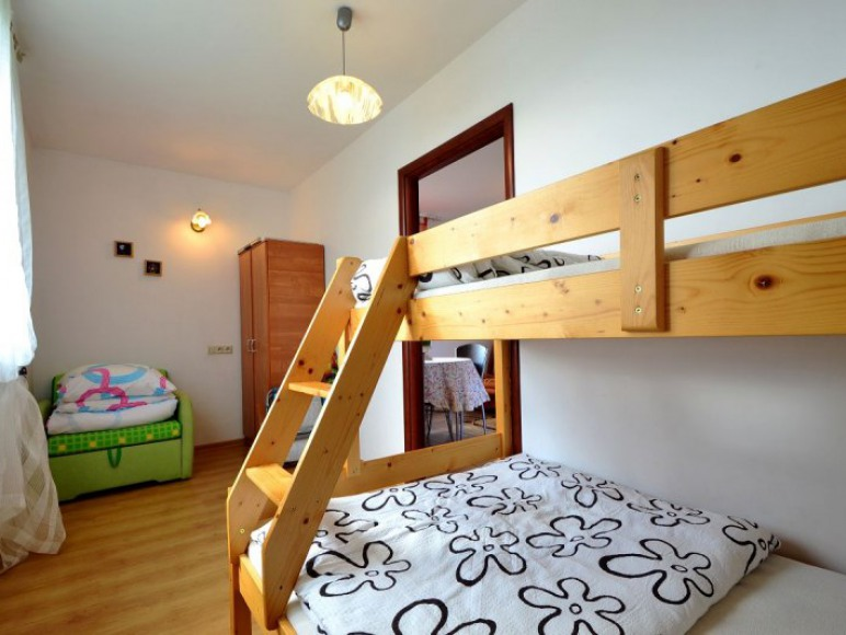sypialnia domek murowany