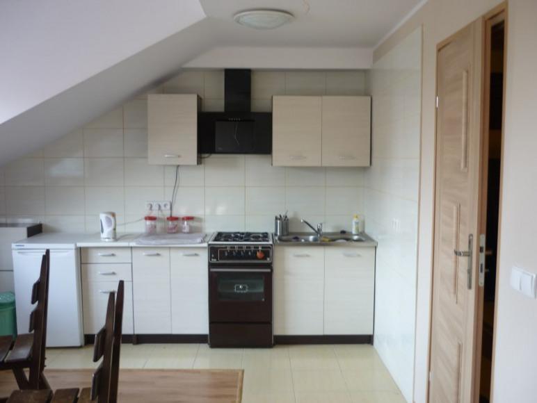 Plowce House Folks Village - Aneks kuchenny, apartament