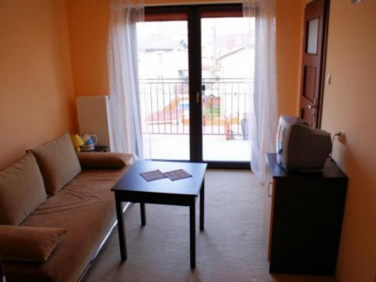 pokoj 1 lub 2 osobowy z balkonem