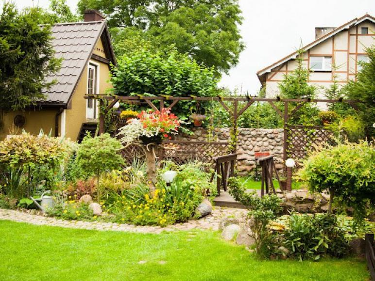 ogród Domu Zielonego