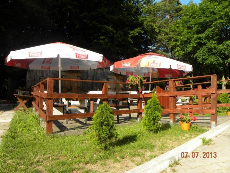 taras chaty grilowej