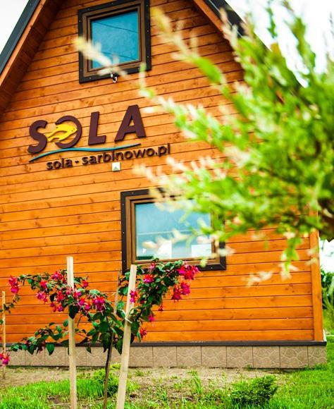 Domki Sola