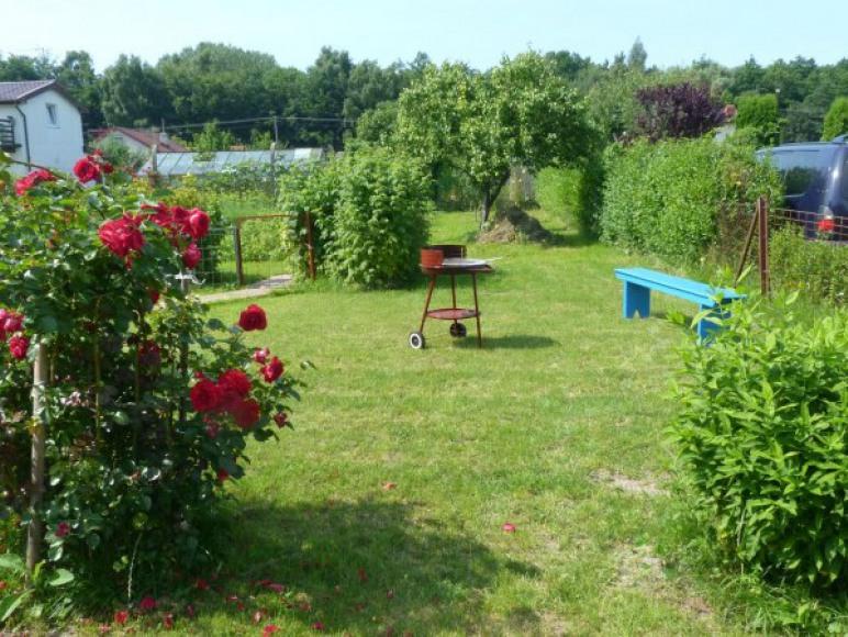 Ogródek grillowy
