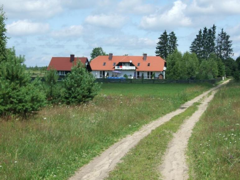 Olaf Apartamenty na Mazurach