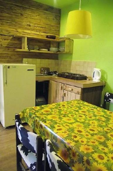 kuchnia w mieszkanku 4-os