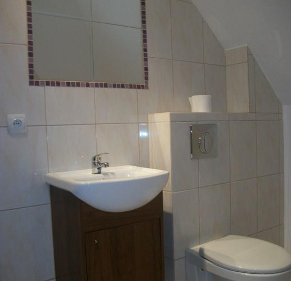 Łazienka w każdym pokoju