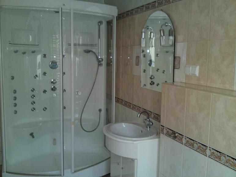 Łazienka w pokoju nr. 5