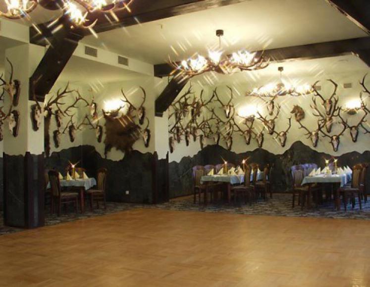 Rezydencja Myśliwska - stadnina koni