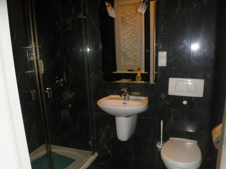 łazienka w domu