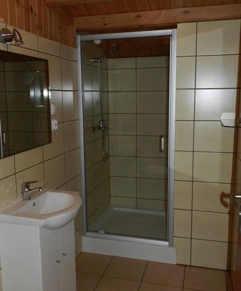 łazienka domek II