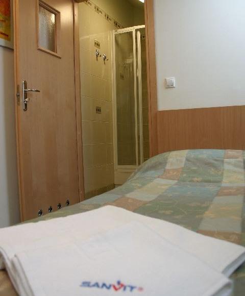 Centrum Promocji Zdrowia Sanvit Hotel Sanok