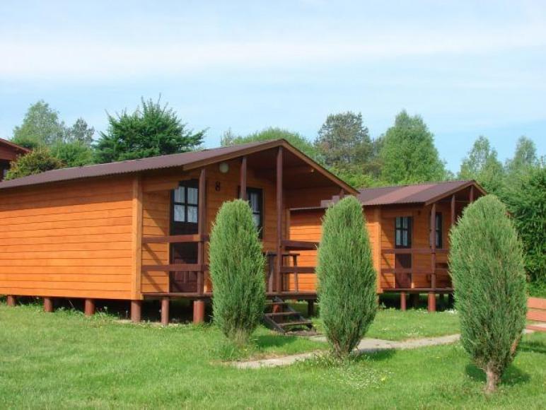 domki jednopokojowe 3-4 osobowe