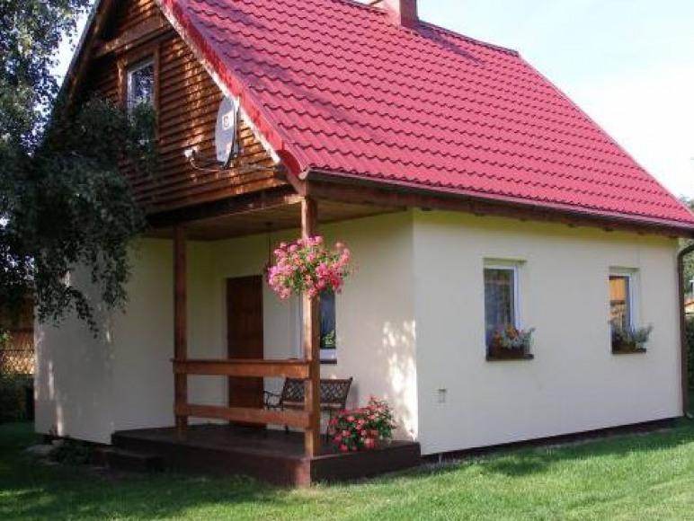Domki pod brzozą Łeba-Nowęcin