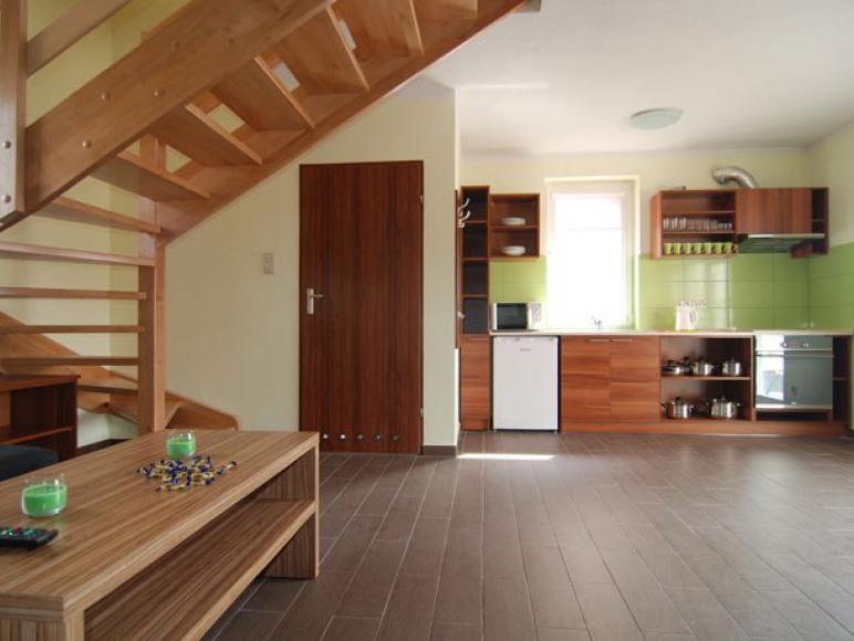 Domy apartamentowe Terra