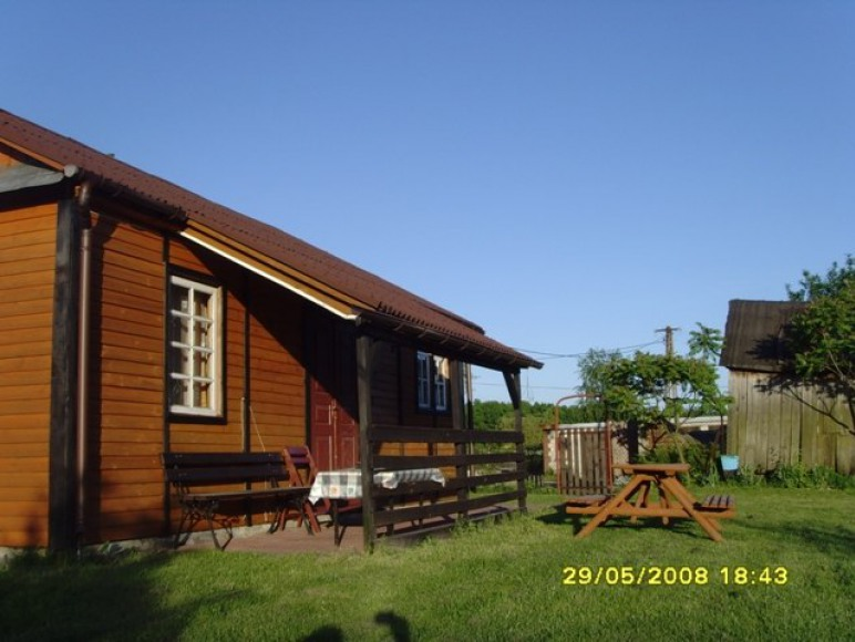 Gospodarstwo Agroturystyczne Leśny Domek