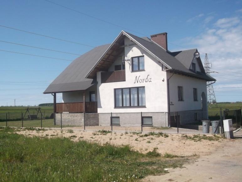 Norda - Tanie pokoje nad morzem