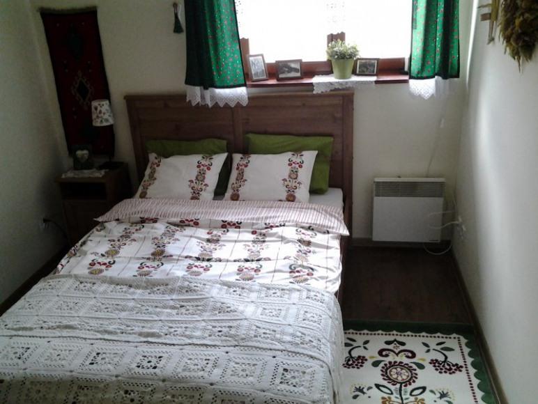 apartament nr 1 sypialnia
