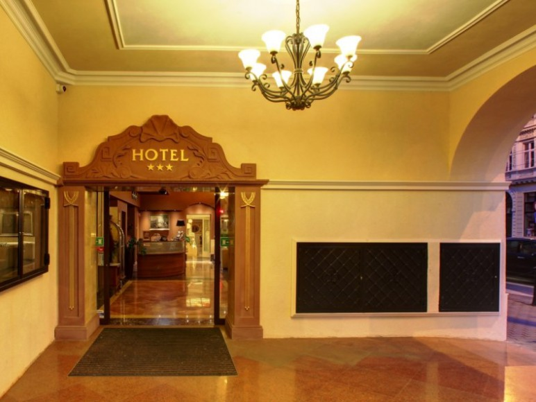 Hotel Europejski *** we Wrocławiu