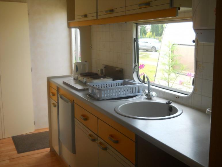 kuchnia w domku holenderskim