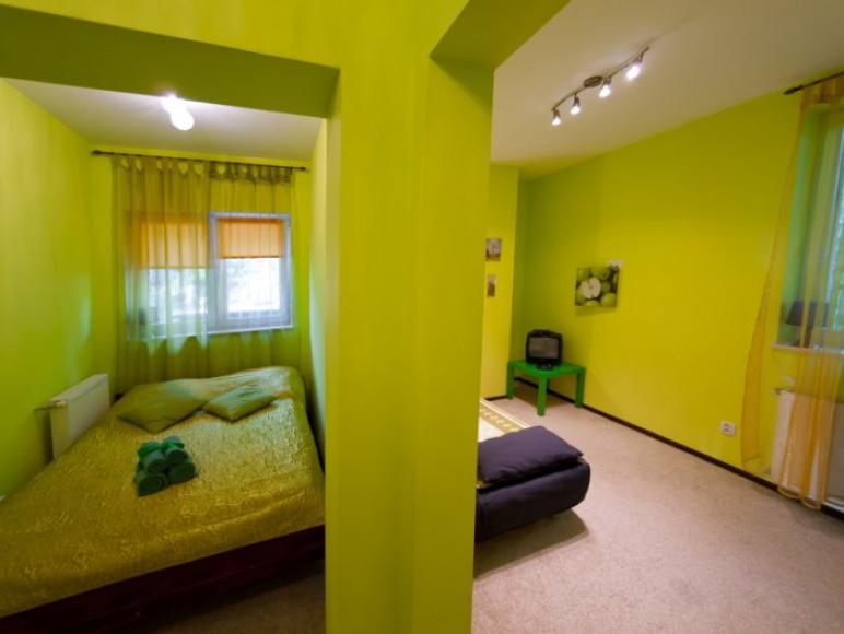 Zielone Jabłko pokój 4 osob