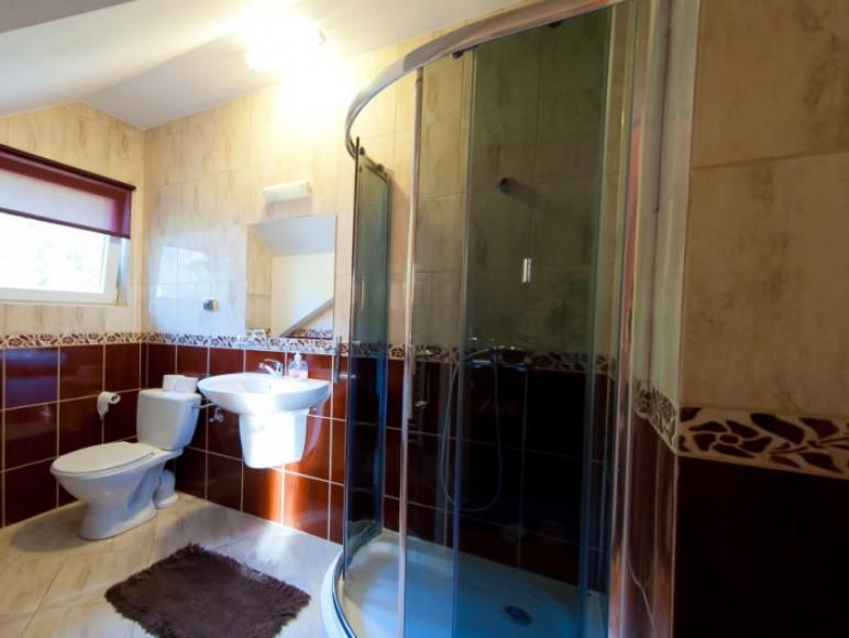 Vaniliowy Krem łazienka