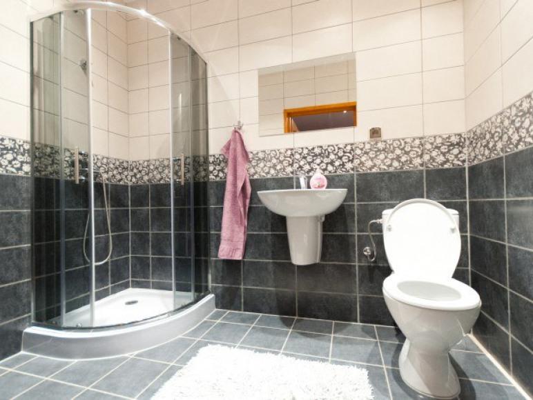 Łazienka w Lawendzie