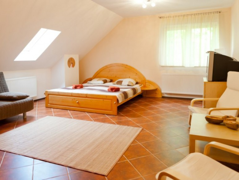 Kokosowy pokój 4 osobowy