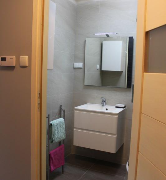 Motyle 1 - łazienka