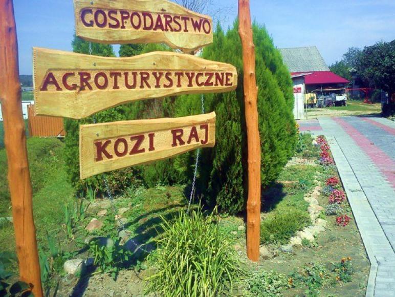 Gospodarstwo Agroturystyczne Kozi Raj