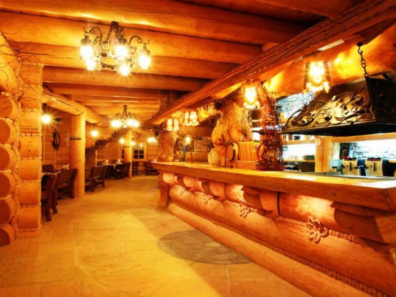 Restauracja Regionalna Dwór Skibówki