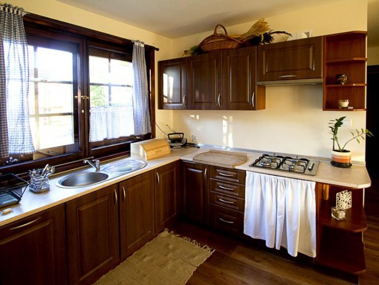 Apartament Angielski - kuchnia