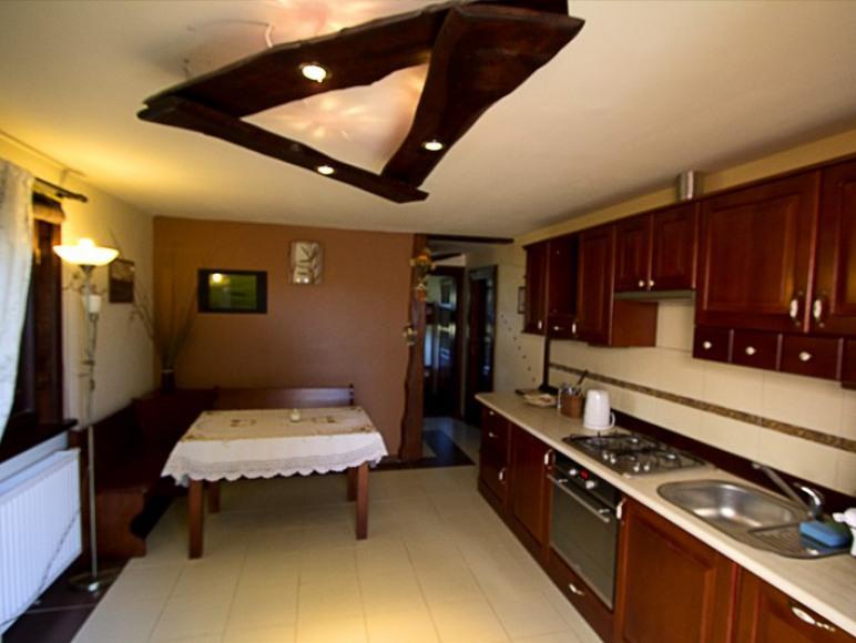 Apartament Sielski - kuchnia