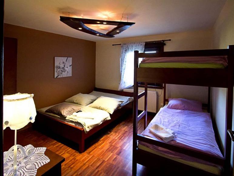 Apartament Sielski - sypialnia