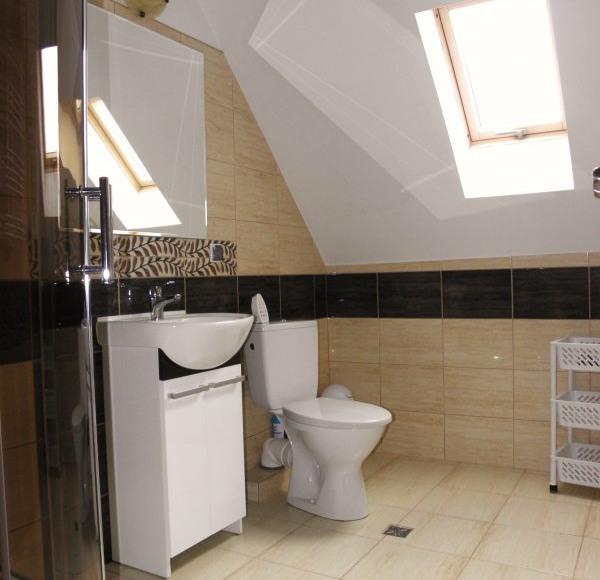 Apartament na Domaszków - łazienka.