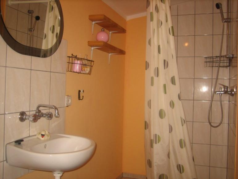 łazienka domek 4osobowy