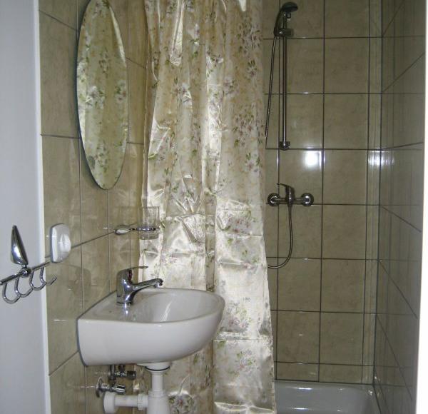łazienka domek 2osobowy