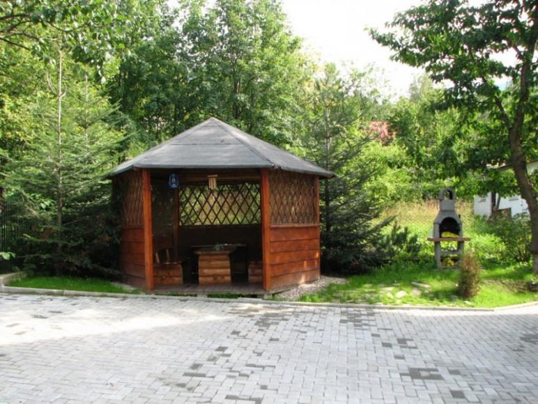 Ogród- grill całoroczny