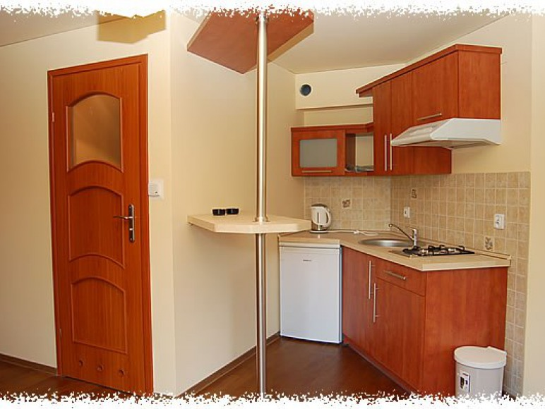Apartamenty Nad Grajcarkiem
