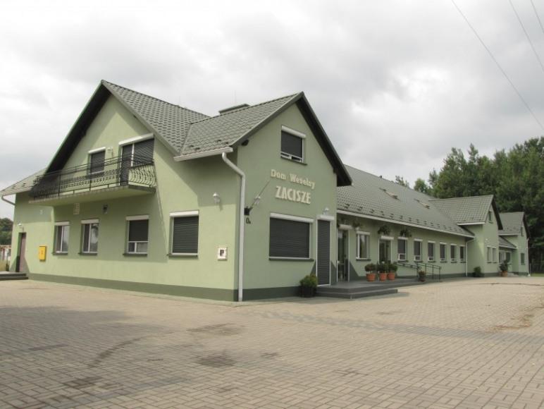 Dom Weselny ZACISZE