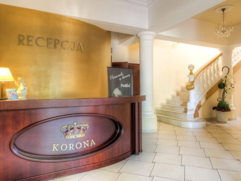 """Hotel """"Korona"""""""