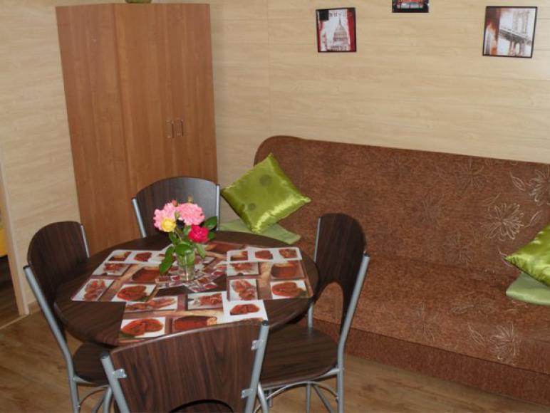 domek 4 osobowy pokój