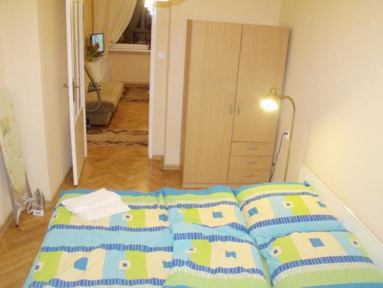 Jedna z naszych sypialni